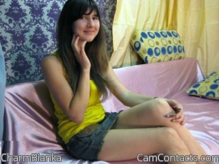 Start VIDEO CHAT with CharmBianka