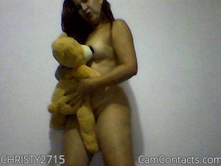 Start VIDEO CHAT with CHRISTY2715