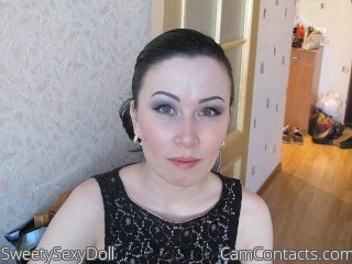 Start VIDEO CHAT with SweetySexyDoll