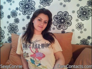 Start VIDEO CHAT with SexyConnie