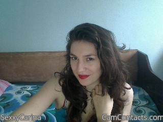 Start VIDEO CHAT with SexxyCarina