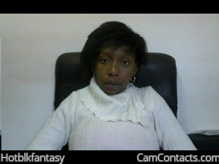 Start VIDEO CHAT with Hotblkfantasy