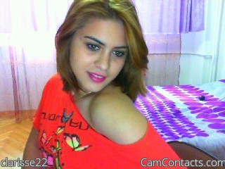Start VIDEO CHAT with clarisse22