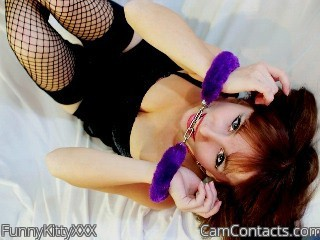 Start VIDEO CHAT with FunnyKittyXXX