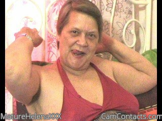 Start VIDEO CHAT with MatureHelenaXXX