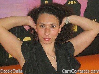 Start VIDEO CHAT with ExoticDelia