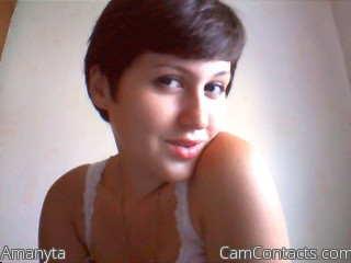 Start VIDEO CHAT with Amanyta