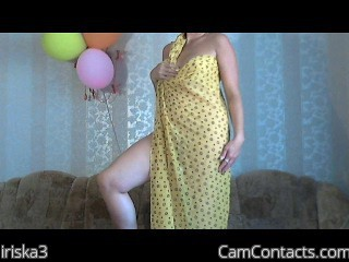 Start VIDEO CHAT with iriska3