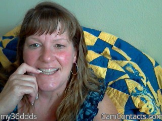 Start VIDEO CHAT with my36ddds