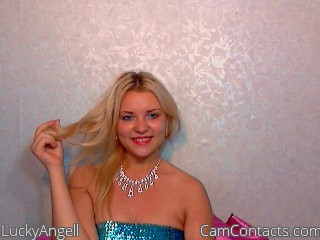 Start VIDEO CHAT with LuckyAngell