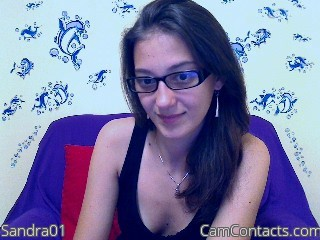 Start VIDEO CHAT with Sandra01