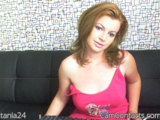 Start VIDEO CHAT with tania24