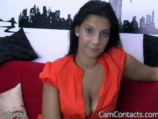 Start VIDEO CHAT with sabinaa