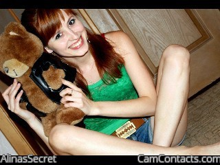 Start VIDEO CHAT with AlinasSecret