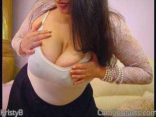 Start VIDEO CHAT with KristyB