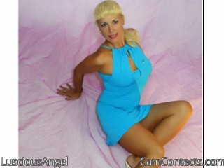 Start VIDEO CHAT with LusciousAngel