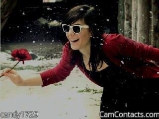Start VIDEO CHAT with candy1729