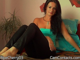 Start VIDEO CHAT with RipeCherry03