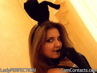Start VIDEO CHAT with LadyPERFECTION