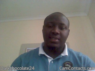 Start VIDEO CHAT with Darkchocolate24
