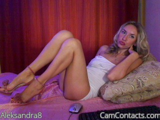 Start VIDEO CHAT with Aleksandra8