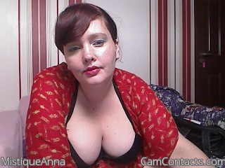 Start VIDEO CHAT with MistiqueAnna