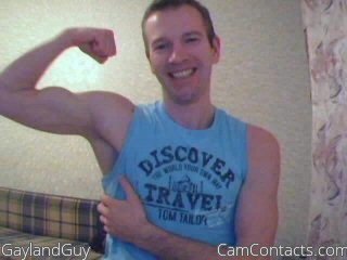 Start VIDEO CHAT with GaylandGuy