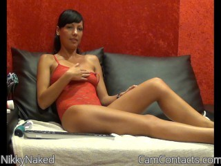Start VIDEO CHAT with NikkyNaked
