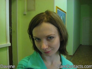 Start VIDEO CHAT with Davene