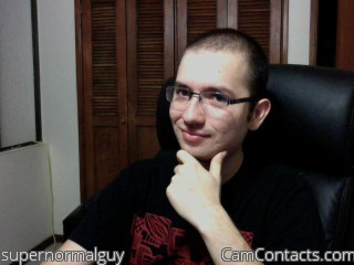 Start VIDEO CHAT with supernormalguy