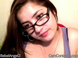 Start VIDEO CHAT with RebelAngel2