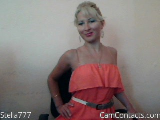 Start VIDEO CHAT with Stella777