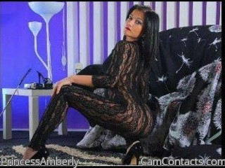 Start VIDEO CHAT with PrincessAmberly