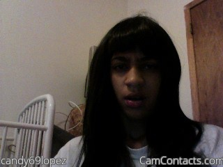 Start VIDEO CHAT with candy69lopez
