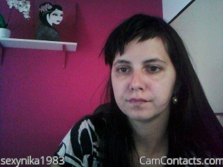 Start VIDEO CHAT with sexynika1983