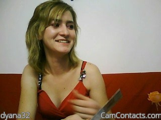 Start VIDEO CHAT with dyana32