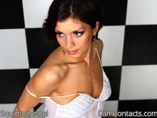 Start VIDEO CHAT with SquirtingAngel