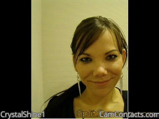 Start VIDEO CHAT with CrystalShine1