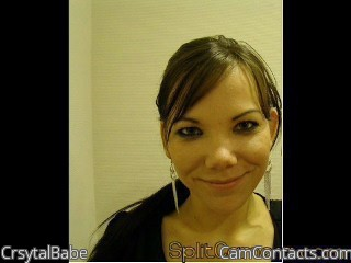 Start VIDEO CHAT with CrsytalBabe