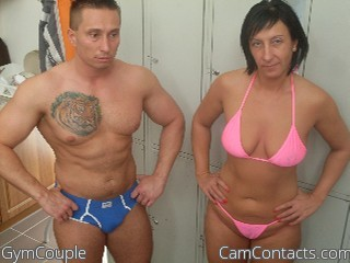 Start VIDEO CHAT with GymCouple