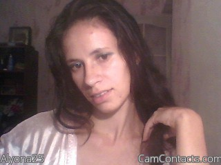 Start VIDEO CHAT with Alyona25