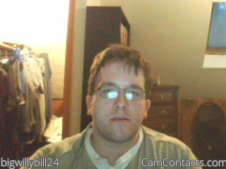 Start VIDEO CHAT with bigwillybill24