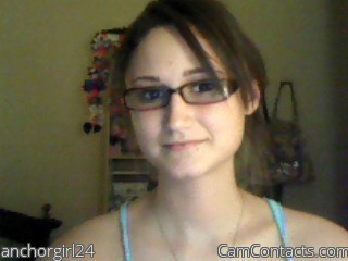 Start VIDEO CHAT with anchorgirl24