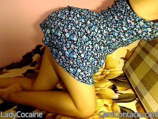 Start VIDEO CHAT with LadyCocaine