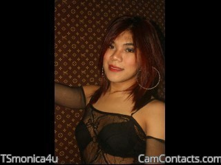 Start VIDEO CHAT with TSmonica4u