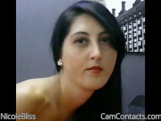 Start VIDEO CHAT with NicoleBliss