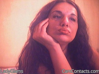 Start VIDEO CHAT with LadyGlams