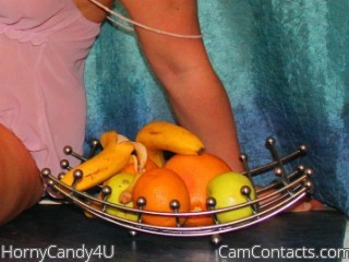 Start VIDEO CHAT with HornyCandy4U