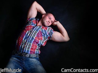 Start VIDEO CHAT with JeffMuscle