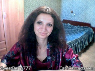 Start VIDEO CHAT with SweetBerry777